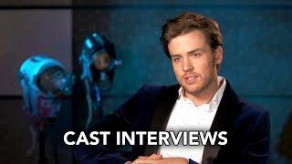 Deception (ABC) Cast Interviews HD - Magician Detective series