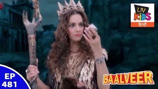 Baal Veer - बालवीर - Episode 481 - Bhayankar Pari's Dark Deeds