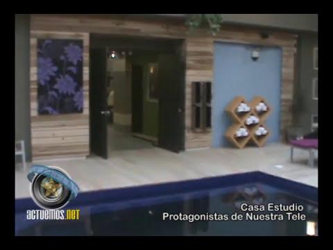 Casa Estudio - Protagonistas de Nuestra Tele - Actuemos.Net