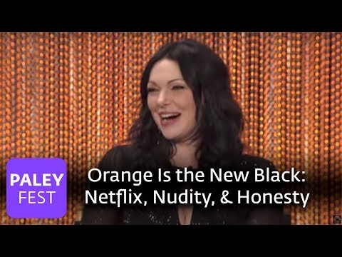 Orange Is the New Black - Laura Prepon & Cast on Netflix, Nudity, and Honesty