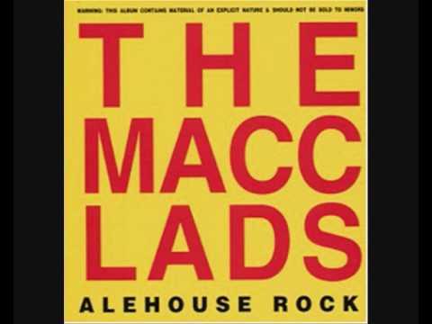 Macc Lads - Alton Towers
