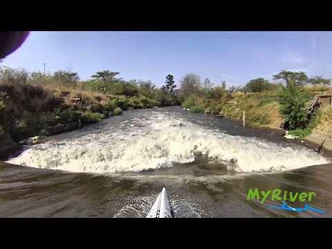 Moto X Weir - Medium Level, Duzi River