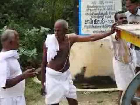 Video Part 2 of 2 Pongal Thiruvizha,  Nelliyankulam village- Tamilnadu- 15-01-2014