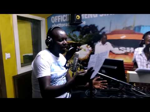 Curtis Wa Kijee Sports @ Ghetto Radio