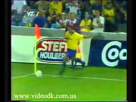 Брондбю (Дания) - Динамо (Киев) 2-4 ЛЧ (13.08.1997)