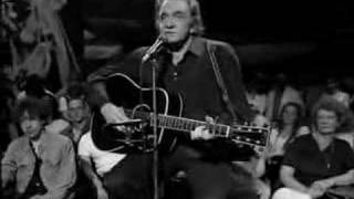 Watch Johnny Cash Redemption video