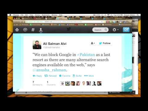 Pakistan's Youtube battle, Adobe's Photoshop prank