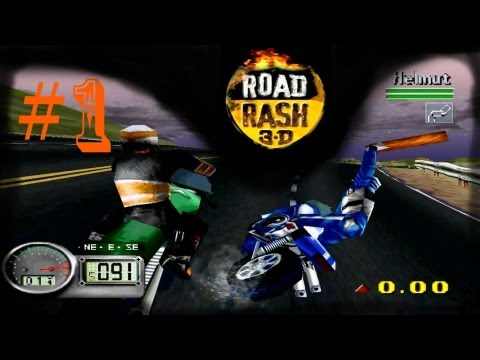 Road Rash 3d (ps1)