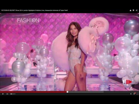 VICTORIA'S SECRET Show 2014 London Highlights ft Adriana Lima, Alessandra Ambrosio & Taylor Swift