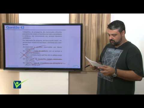 Correção da Prova do Banco do Brasil 2014 - CESGRANRIO - Atendimento - Wendell Leo