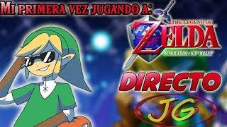 MI PRIMERA VEZ JUGANDO A: The Legend Of Zelda Ocarina Of Time Español Directo-JuanGoku Livestream
