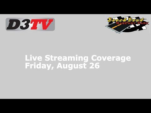 NHRA Div 3 LODRS - Beech Bend Raceway - Friday August 26 NEW STREAM