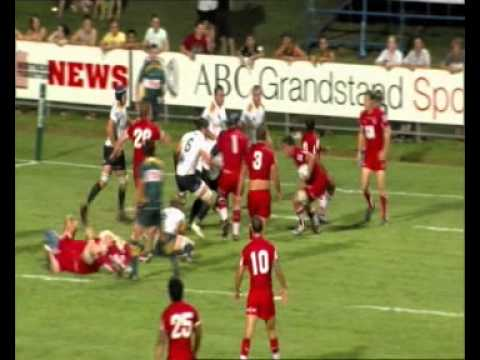 Reds 2011 Super Rugby Trial match Highlights