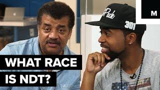 What race is Neil deGrasse Tyson