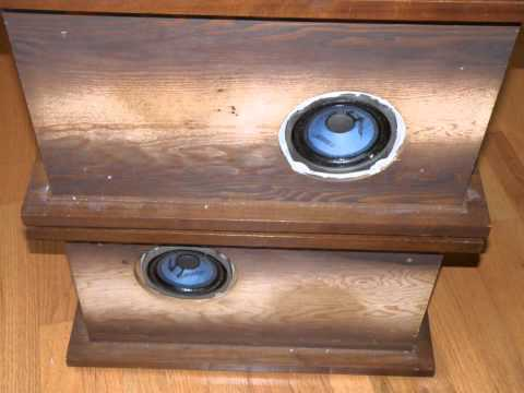 restoration of bose 901 series ii cabinets vintage speakers how to