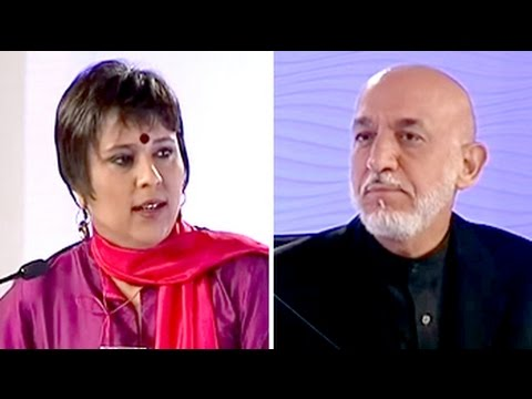 War against terror unleashed in wrong country: Hamid Karzai to NDTV