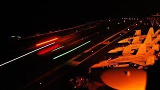 DCS World 2.5.3: F/A-18C Night Carrier Landing