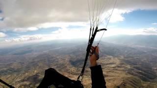 Cross Parapente Algerie 1