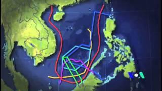 Tranh chấp chủ quyền ở biển Đông (VOA Express)