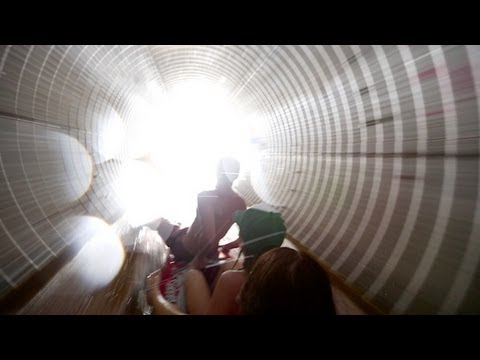 Shooting The Tube