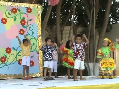 Festival día de las Madres Preescolar