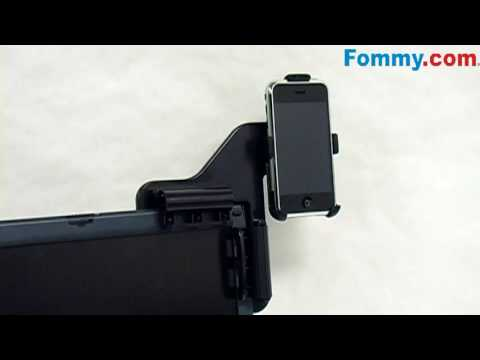 Amzer� Laptop Mobile Connect with Universal Cell Phone Holder
