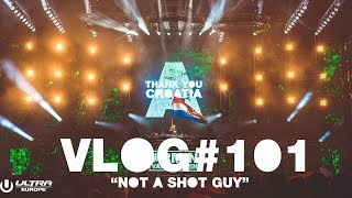 Armin VLOG #101 - Not A Shot Guy