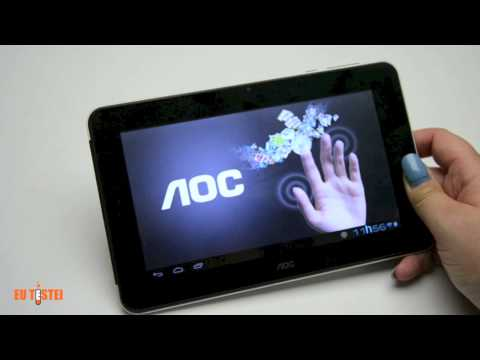 Tablet AOC Breeze 7