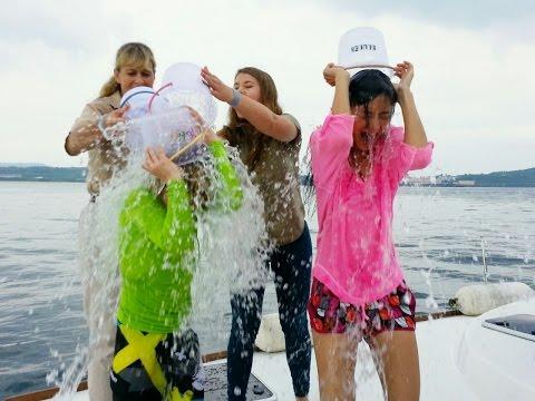 Fun Taiwan Janet & The Irwin Family: ALS Ice Bucket Challenge