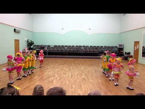 Танец Гномиков.