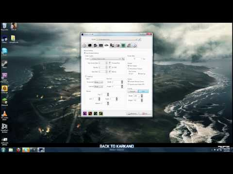 Dxtory Tutorial - A better way to record on PC