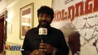 Madras Movie Success Meet