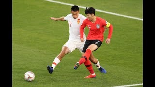 Highlights: Korea Republic 2-0 China PR AFC Asian Cup UAE 2019: Group Stage