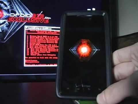 Motorola Droid RAZR utility for Windows
