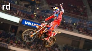 Ryan Dungey-Ready for 2018 {HD} {NOTHIN BUT MOTO}
