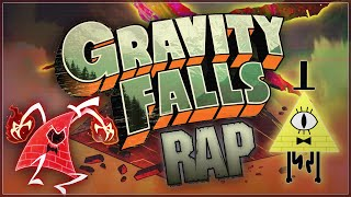 GRAVITY FALLS RAP - Raromagedon 1, 2, 3 & Final | Zoiket