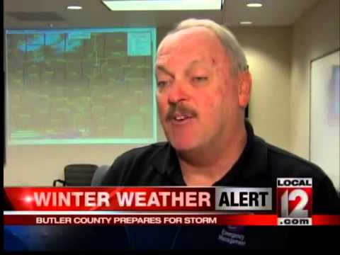 Butler County Prepares for Storm