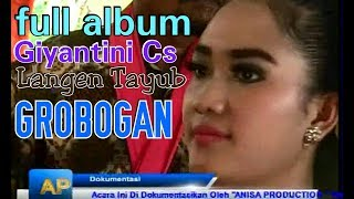 download lagu Tayub Grobogan Giyantini Cs gratis