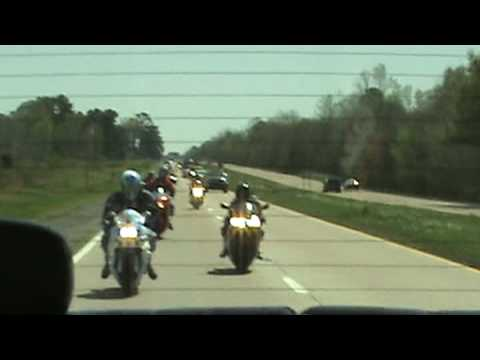 Unification Ride To Jackson