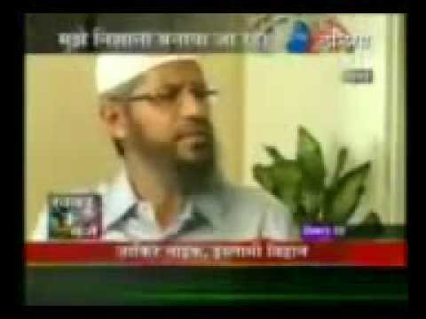 zakir naik real face must see this video