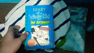 The diary of a wimpy kid book Overview hardcover