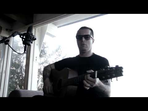 "King Dude ""Vision In Black"" Acoustic Glassroom Session (Terroreyes TV)"