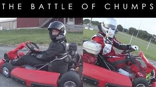 Turbowski vs. Mr. Goose - History and Kart Battle