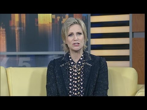 Jane Lynch 'OK' with GLEE Series Finale