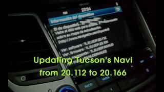Hyundai Tucson 2016 - Proceso de actualización