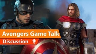 Square Enix Marvel's Avengers Game Discussion