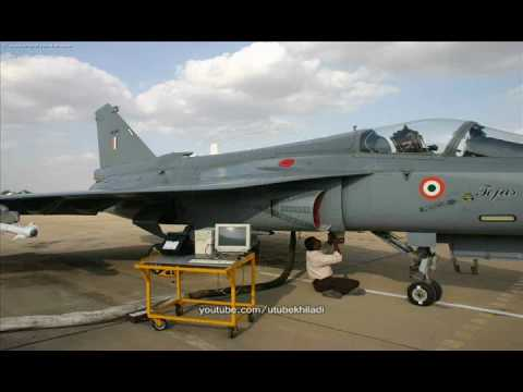 IAF - HAL TEJAS LCA Light Combact Aircraft walkaround KH2005 Indian Air force