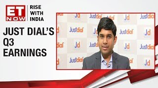 Abhishek Bansal of Just Dial speaks on Q3 performance