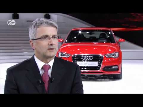 Journal Interview with Rupert Stadler, chairman of Audi | Journal Interview