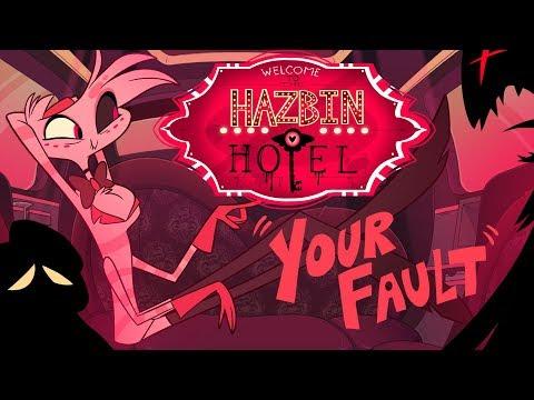 "HAZBIN HOTEL -(CLIP)- ""Your Fault"""